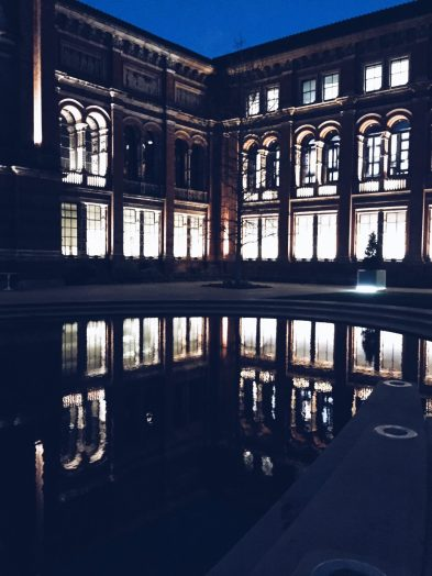 When in London... the V&A Museum.